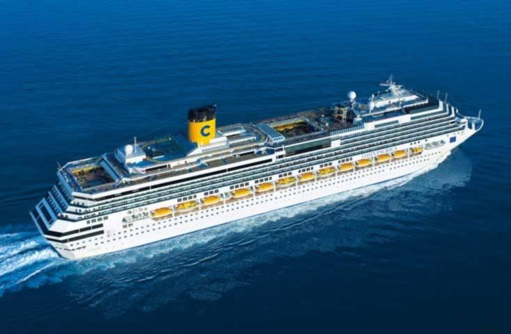 COSTA PACIFICA Transatlantik-Kreuzfahrt Italien bis Argentinien