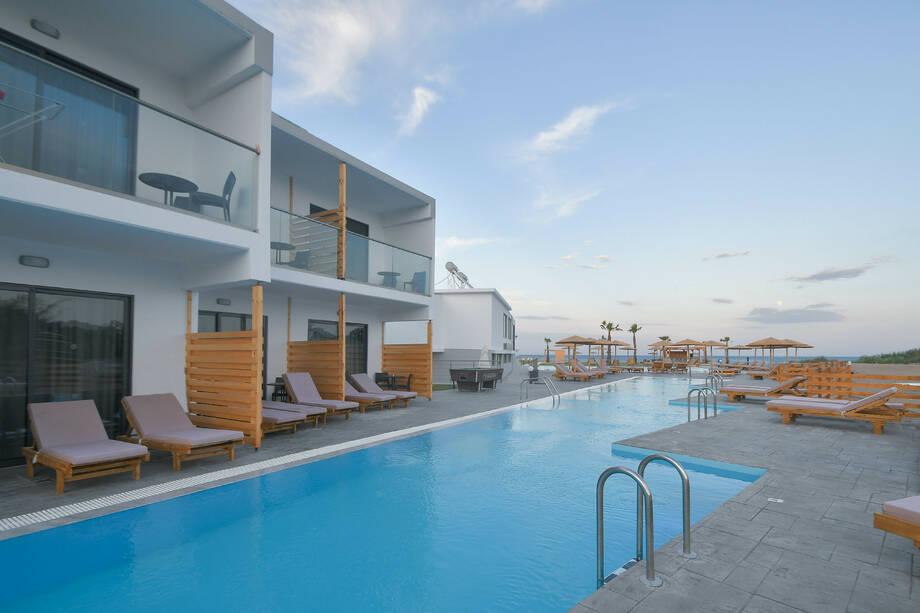 RHODOS / FALIRAKI  -  Hotel Evita Bay****