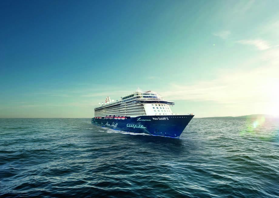 TUI Cruises Mein Schiff 5  - Dubai & Katar