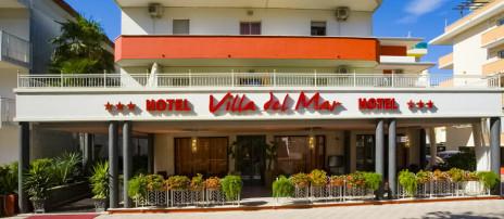 3 * Hotel Villa del Mar, Bibione, Italien
