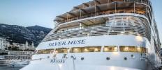 SILVERSEA - Silver Muse von Monte Carlo bis Venedig