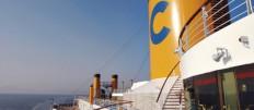 ...KURIER CLUB - COSTA MEDITERRANEA -  Kurzkreuzfahrt 4 Tage