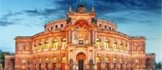 Zu Christi Himmelfahrt mit dem Salonzug nach Dresden
