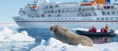 KURIER CLUB - MS BREMEN - Expedition Island & Spitzbergen
