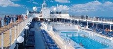 MSC LIRICA -  18 Tage Von Venedig nach Dubai inkl. Flug / Bus