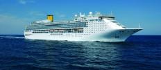 ... Kurier Club COSTA VICTORIA von Italien nach Mauritius inkl. Flüge