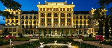 ...KURIER CLUB - 5 * HOTEL KEMPINSKI Palace Portoroz