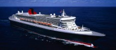 QUEEN MARY 2 - Von Southhampton nach New York