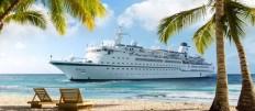 ...KURIER CLUB - MS BERLIN Kombikreuzfahrt KUBA mit Mexiko /Belize und Jamaika