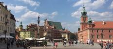 ...KURIER CLUB - Städtekombination Warschau und Danzig
