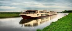...KURIER CLUB - 4* MS NESTROY  - Donaudelta bis Nordsee
