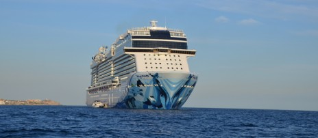 ...KURIER CLUB - MS Norwegian BLISS - von L.A. nach New York