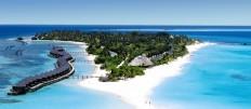 4 * Kuredu Island Resort & Spa, Malediven