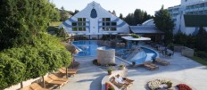 ...KURIER CLUB - 4 * + HOTEL CARBONA, Bad Heviz, Ungarn