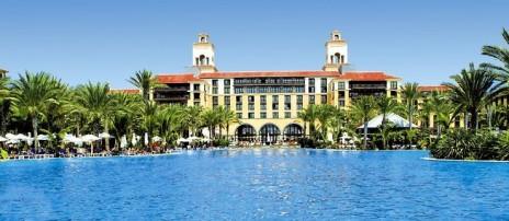 4  * Hotel Lopesan Costa Meloneras Resort,  Gran Canaria