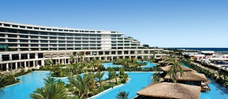 5 * Hotel Maxx Royal Golf Resort, Belek, Türkei