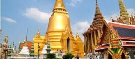 THAILAND - Rundreise und Baden