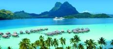 Südsee Reise mit dem Luxusschiff Paul Gauguin