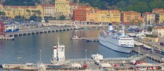MS BERLIN Frühlingssonne im Mittelmeer....Kurier Club Angebot